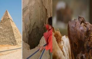 اكتشاف كنز عمره 3000 سنة في الأقصر