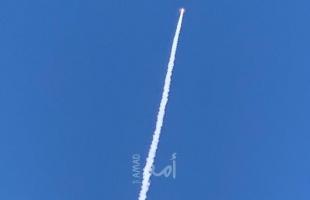 إجراء تجربة لنظام الدفاع الصاروخي وسط اسرائيل- فيديو