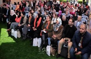 غزة: شبكة وصال تختتم فعاليات حملة 16 يوم بعرض منتجات مشروع التوعية بالنوع الاجتماعي