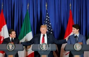 اتفاق تجاري جديد بين أمريكا وكندا والمكسيك