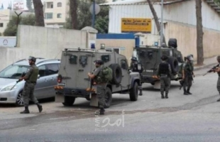 إصابات بالاختناق خلال اقتحام قوات الاحتلال بلدة بيت أمر