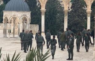 الخارجية الأردنية تدين اعتداء سلطات الاحتلال على المصلين بالأقصى
