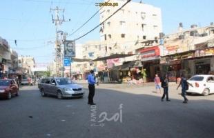 مرور غزة: إغلاق شارع البحر في خانيونس لوجود فعالية شعبية