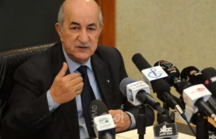 معلقا على تصريحات ماكرون.. الرئيس الجزائري الجديد: أمد يدايا للحراك من أجل حوار جاد