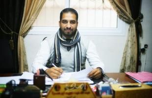 """تعزية للمحامي حسين أبو بكرة في وفاة مختار عائلته """"أبو طلال"""""""