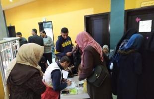 صحة خانيونس ومركز وطن الشبابي ينظمان يوماً طبياً مجانياً