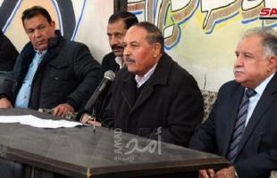 عبد المجيد: تأجيل فتح زيارتها لغزة يأتي في سياق التهرب والتنصل من اللقاء الوطني