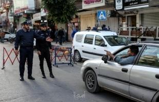 مرور غزة: إغلاق الشارع المؤدي لدوار النجمة في رفح لوجود فعالية شعبية لحركة حماس