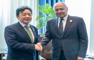 أبو الغيظ يؤكد أهمية أن تلعب الفاو دوراً في دعم الدول التي تمر بنزاعات واضطراب