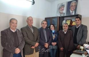 اللجنة الاستشارية للمتابعة الاعلامية تعقد اجتماعها الأوّل في نقابة الصحفيين بغزّة