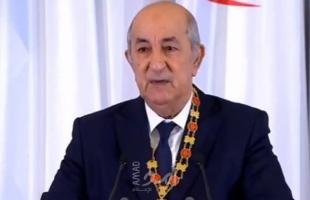 الرئاسة الجزائرية: الرئيس تبون أنهى البروتوكول العلاجى ويجرى فحوصات طبية