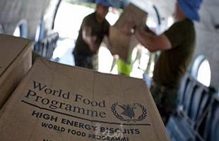 """برنامج الأغذية العالمي يوفر مساعدات غذائية لـ410 آلاف للأسر الأشد فقرا والمتضررة من """"كورونا"""" في فلسطين"""