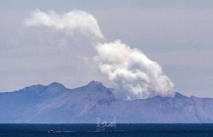 نيوزيلندا: 21 قتيل جراء ثوران بركانبمدينة أوكلاند