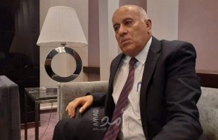الرجوب يطلع أبو الغيط على نتائج اجتماع الفصائل الفلسطينية بالقاهرة