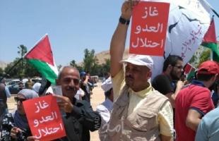 الأردن: دعوات لوقفة احتجاجية لإسقاط اتفاقية الغاز مع اسرائيل