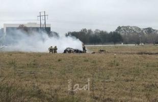فيديو - 5 قتلى بتحطم طائرة في لويزيانا الأمريكية.. بينهم مذيعة مشهورة