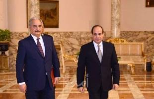 وسائل إعلام مصرية: حفتر يزور القاهرة خلال ساعات