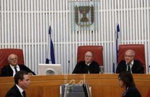 مركز فلسطين: 1100 قرار إداري أصدرتها المحاكم الإسرائيلية خلال العام 2020