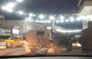 """جيش الاحتلال يعتقل الشاب """"أحمد عويس"""" عقب الاعتداء عليه جنوب نابلس"""
