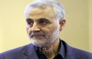 إيران: عدد المتورطين في اغتيال سليماني بلغ 48 شخصًا