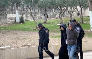 جيش الاحتلال يعتقل شابين وفتى من بيت أمر شمال الخليل