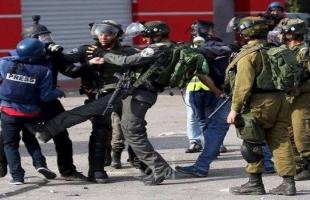 """""""مدى"""": 21 انتهاكاً ضد الحريات الاعلامية في فلسطين خلال """"فبراير"""""""