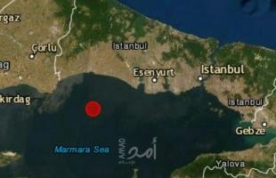 زلزال بقوة (4.7) درجة يضرب غربي تركيا