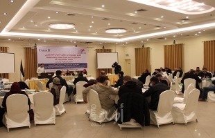 """بال ثينك تنظم جلسة نقاش بعنوان """"قضايا مجتمعية من منظور الشباب الفلسطيني"""""""