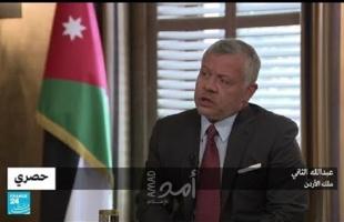 تحدث عن مقتل سليماني...الملك عبد الله: لا يمكننا أن نترك المنطقة في حالة عدم استقرار
