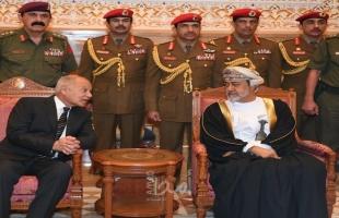 أبو الغيظ يقدم واجب العزاء في وفاة السلطان قابوس