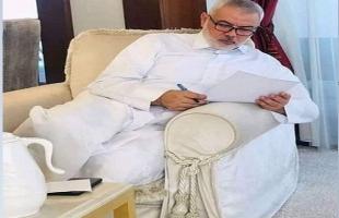 هنية يطالب الملك سلمان بالإفراج عن معتقلين فلسطينيين