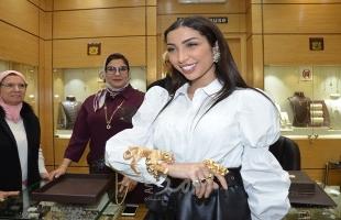 """الفنانة """"دنيا بطمة"""" تفتتح مهرجان رواق الأميرات في نسخته الثالثة"""