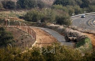 """الجيش الإسرائيلي يضع """"بنية تحتية تكنولوجية"""" لمنع الحفريات على الحدود اللبنانية"""