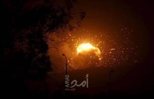 """عودة  """"الإرباك الليلي"""" على حدود غزة"""