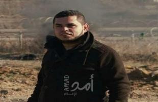 استشهاد الشاب عامر الحجار متأثراً بجراح أصيب بها في مسيرات كسر الحصار