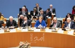 """زعماء دول مشاركة في """"مؤتمر برلين"""" ينشرون صورهم عبر مواقع التواصل الاجتماعي .. شاهد"""