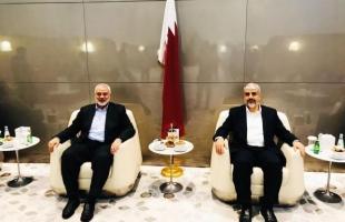 """موقع: مشعل يعود للتنافس على قيادة """"حماس"""".. وإيران تدعم هنية"""