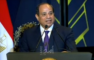 السيسي للمصريين: سنتخطى اللحظات العصيبة وستصير ذكرى من الماضي