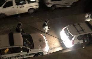 بعد مداهمة منزله.. قوات الاحتلال تعتقل أسيراً محرراً من جنين
