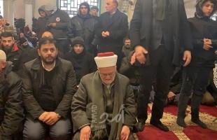 """عكرمة صبري يدعو لأوسع مشاركة بحملة """"الفجر العظيم"""""""
