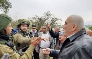 """محدث .. الهلال الاحمر: (11) إصابة في مواجهات مع قوات الاحتلال تنديداً بـ""""صفقة ترامب""""-صور"""