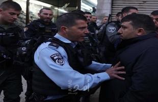 """جيش الاحتلال يقرر إبعاد أمين سر فتح """"شادي المطور"""" عن المسجد الأقصى لأسبوع"""