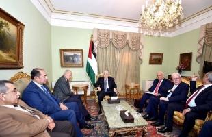 أبو الغيط: خطاب تاريخي للرئيس عباس السبت