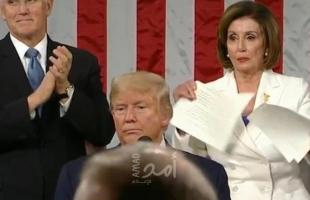 ردا على طلب بيلوسي..البيت الأبيض: مساءلة ترامب ستزيد من انقسام البلاد