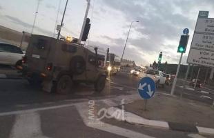 إصابة شاب برصاص قوات الاحتلال قرب أريحا - فيديو
