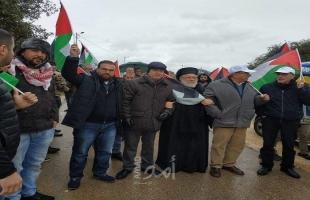 مجدلاني: مستمرون بالمقاومة الشعبية لهدم جدار الفصل العنصري