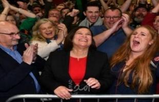 """فوز تاريخي لحزب """"شين فين"""" في الانتخابات التشريعية في إيرلندا"""
