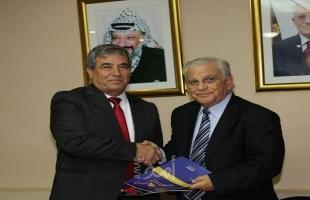 اختيار عوض مسحل رئيساً لنقابة العاملين في جامعة القدس المفتوحة