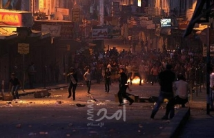قلقيلية: إصابات بالاختناق خلال مواجهات مع جيش الاحتلال في كفر قدوم