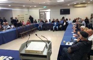 """مشاركة فلسطينية في لقاء بتل أبيب يناقش تداعيات """"صفقة ترامب"""" تثير رد فعل"""